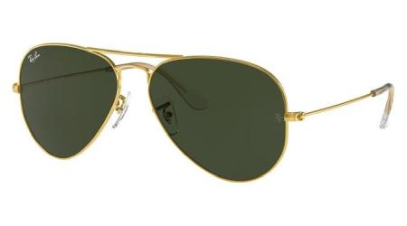RB3025 001 AVIATOR LARGE METAL