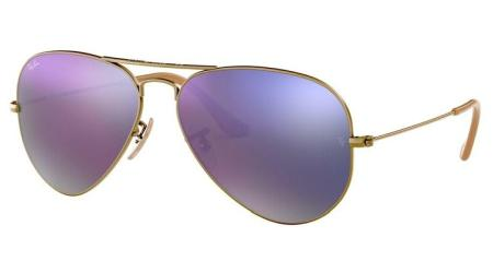 RB3025 167-4K AVIATOR LARGE METAL